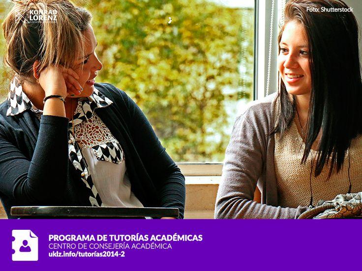 El Centro de Consejería Académica actualizó los horarios de las Tutorías Académicas. No se pierda la oportunidad de reforzar sus habilidades de aprendizaje. http://uklz.info/CCAtutorias2014-2