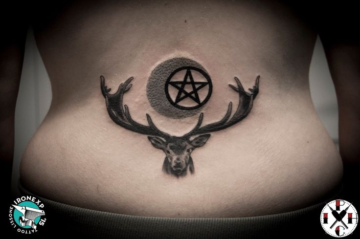 DEER!! Tattoo
