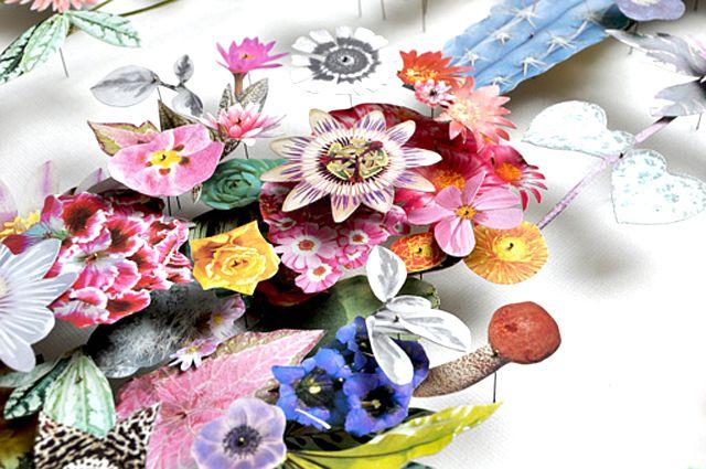donkelaar7Green Building, Design Innovation, Flower Art, Paper Flower, Art Construction, Flower Construction, Ten Donkelaar, Delicate Flower, Anne Ten