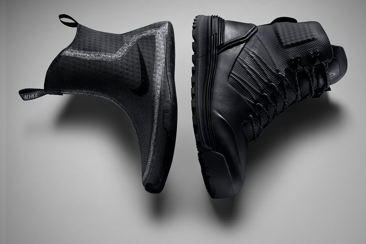 A boot within a boot?....Image of Nike LunarTerra Arktos Boot