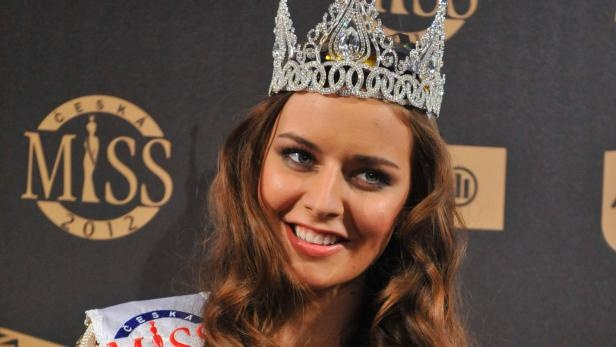 Czech Miss 2012