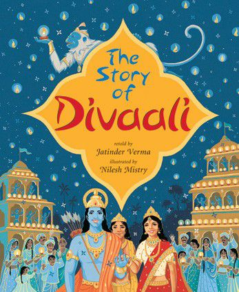 Site about Diwali activities for kids
