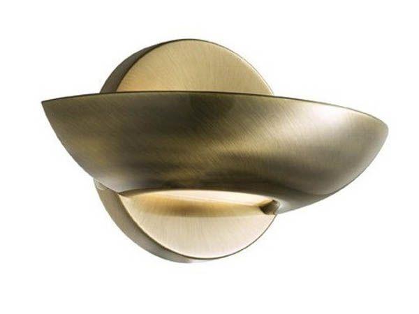 АПЛИК 1Х75W R7s, 54557110021, размер: 17/10/10 см, материал: МЕТАЛ, цвят: МЕСИНГ, цена: 32.99 лв.