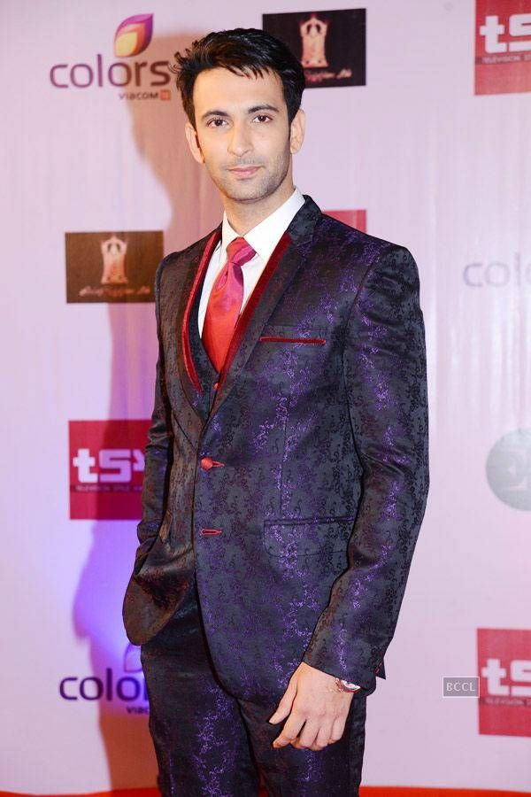 Nandish Sandhu during Television Style Awards 2015, held in Mumbai, on March 13, 2015.See more of: Nandish Sandhu