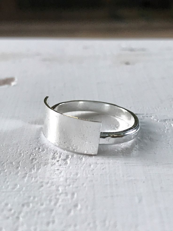 A personal favourite from my Etsy shop https://www.etsy.com/au/listing/507384437/beach-jewellery-silver-boho-ring