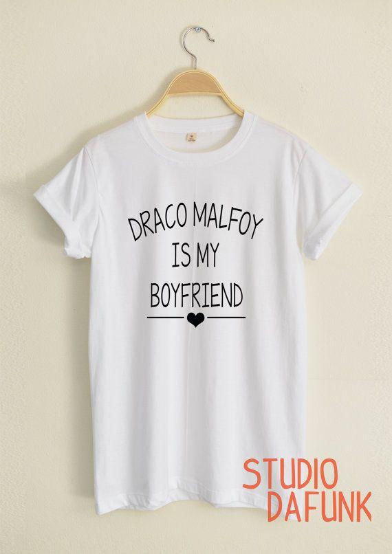 Draco Malfidus shirts Draco Malfidus is mijn door StudioDafunk