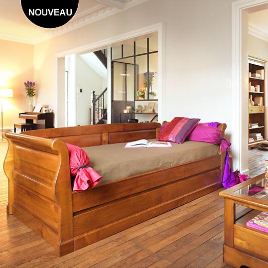 les 27 meilleures images du tableau lit gigogne sur pinterest chambre enfant lit gigogne et lits. Black Bedroom Furniture Sets. Home Design Ideas