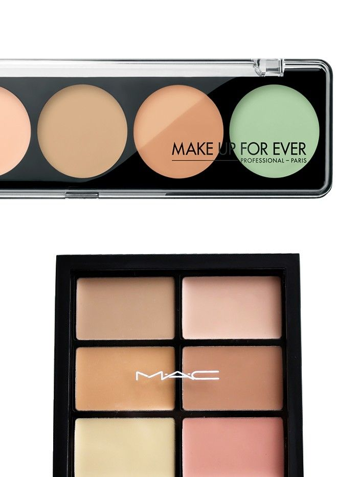 How to Use Every Type of Color-Correcting Concealer via @ByrdieBeauty