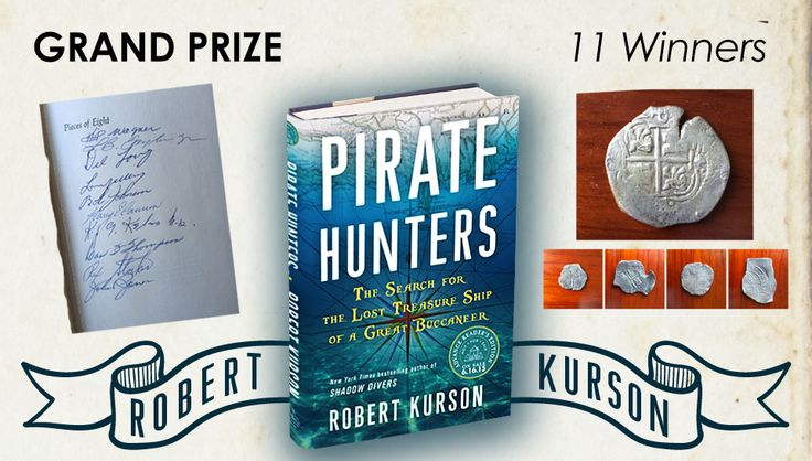 Win Real Pirate Silver From One Of History's Most Famous Treasure Ships