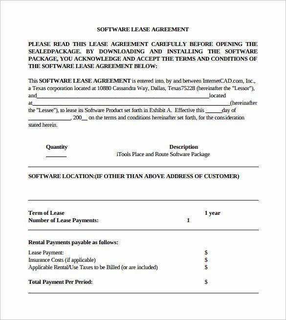 Simple Vehicle Lease Agreement In 2020 Lease Agreement Rental