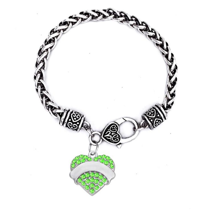 Cheap charm definition, Buy Quality charm metal directly from China charm bracelet with watch Suppliers:  Item :Personalized Diy Custom Engraved Name Works Blank Heart Charm Wheat Chain Bracelet    Fine or Fashion: Fash