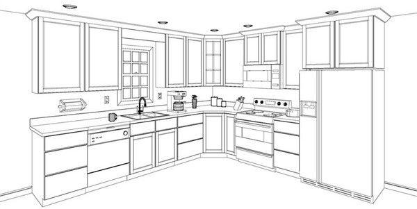 How To Begin Free Kitchen Cabinet Design Online Kitchen Cabinet