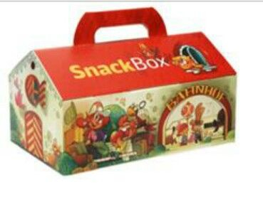 SNACK BOX ULTAH