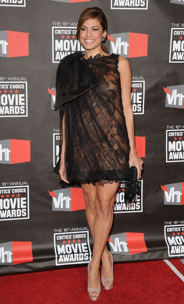 Eva Mendes' Style Evolution: From Beehives On Her Head To Beautiful Boys On Her Arm (PHOTOS)