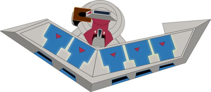 Duel Disk by Blue-Anubis