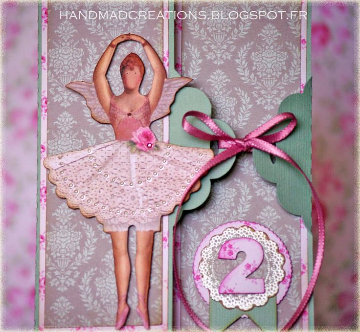 Happiness is Homemade: Ballerina