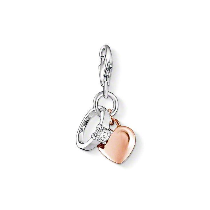 Charm Ring/Heart – 1000 – Charm Club – THOMAS SABO