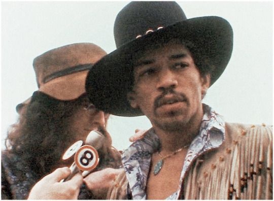 Jimi Hendrix - Noel Redding interview - Dallas Texas 1969