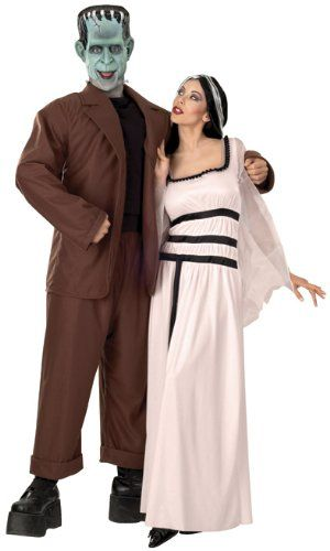 Herman Munster Costume Standard Size Fits up to 44 Jacket Brown