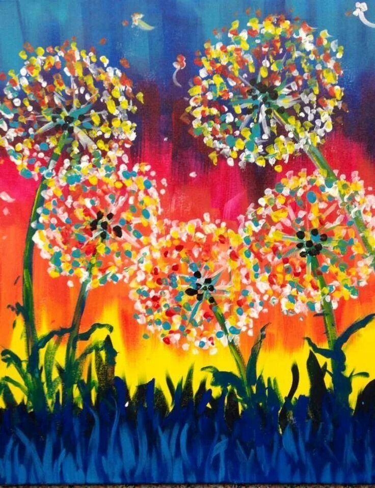 Image result for summer painting for kids