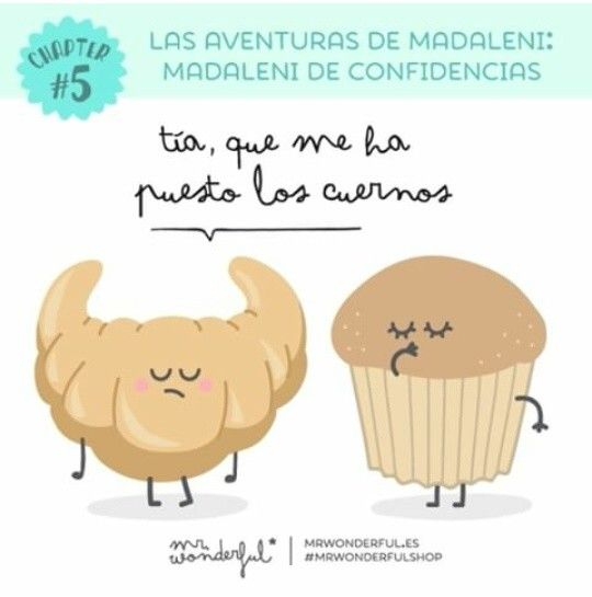 Mr Wonderful #Madaleni Las aventuras de Madaleni