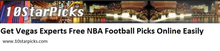 Learn online to find the free NBA football picks, which is really not a difficult task. However, you have to put little efforts and take training from the Vegas experts' of free NBA football picks online very easily.