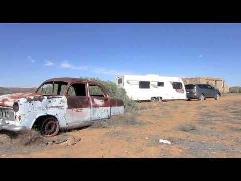 Outback Challenge II: Bailey Caravans in the Flinders Ranges