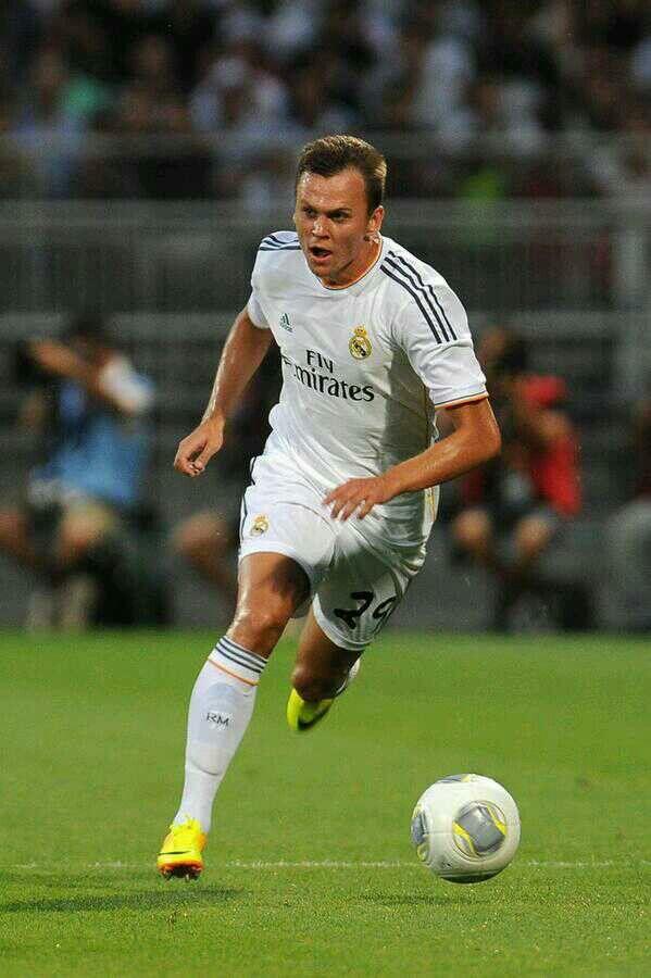 Denis Cheryshev - Real Madrid #EuropeanFootball