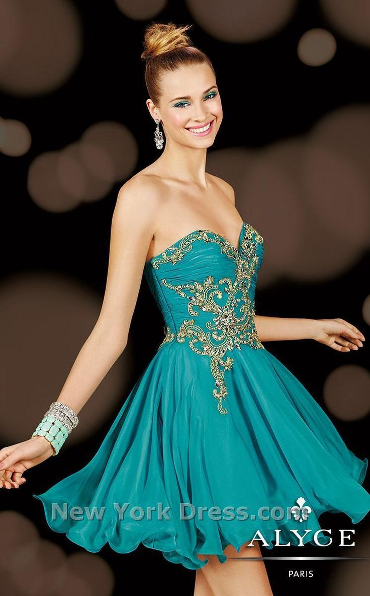 30 best Sweet 16 by Alyce Paris Fall 2016 images on Pinterest ...