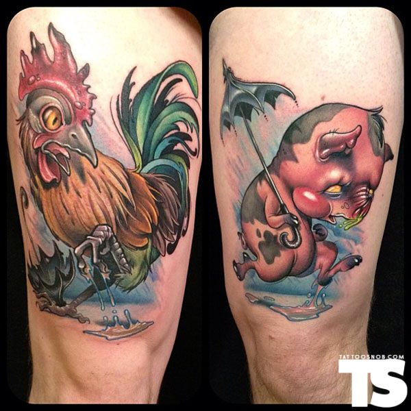 Jason Mraz Tattoo Designs