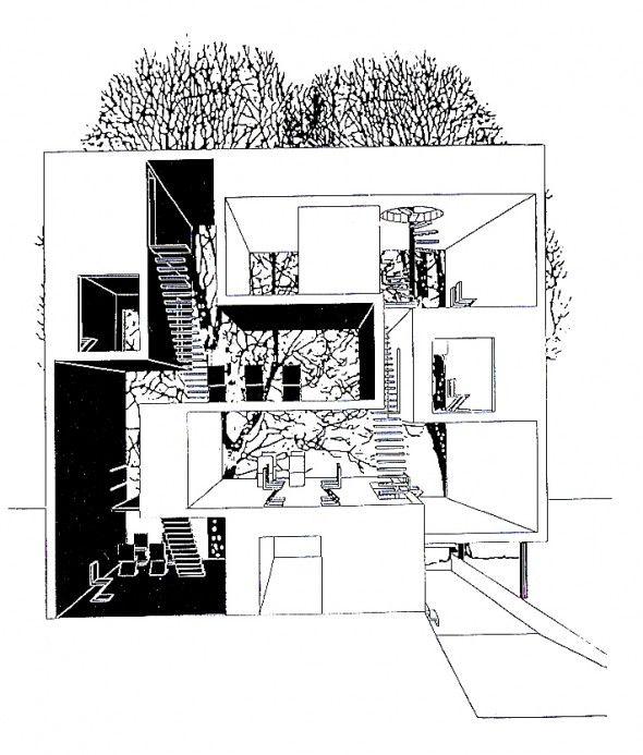 MVRDV | Double house | 1997
