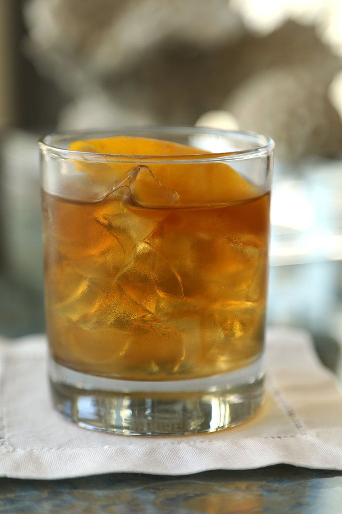 There's nothing old —or out of fashion — about the old fashioned cocktail