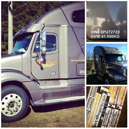 custom vinyl truck lettering decals wwwimagineitvinylca