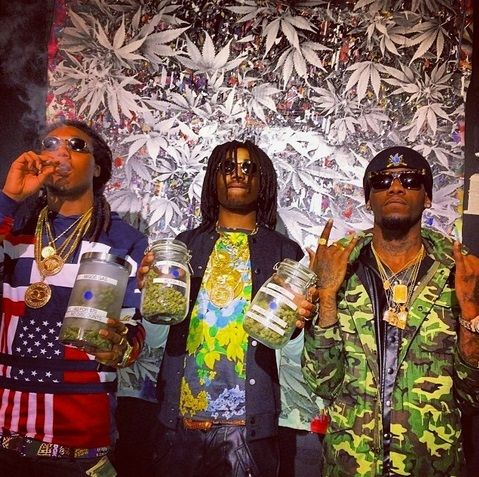 Migos clash with Chris Brown and Joe Budden at BET Awards (video) - Rolling Out