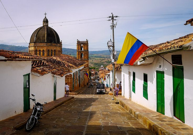 Barichara - Colombia - More information of our packages at Aventurecolombia.com - We have also beautiful videos images and info of Colombia on : YOUTUBE   INSTAGRAM   FACEBOOK - #Colombia #barichara