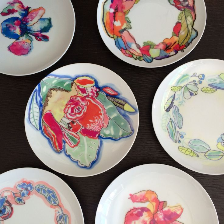 New illustrated plates