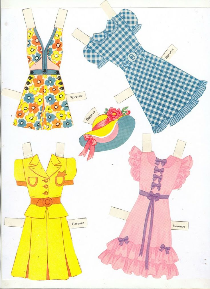 71 best PAPER DOLL THIS YEARS GIRL images on Pinterest ...