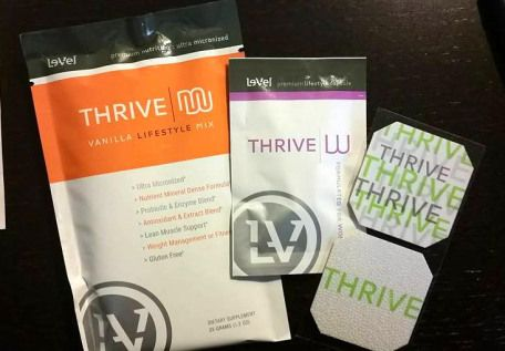 Thrive!  Easy 1,2,3 steps.  Thrive Shake, Thrive supplements, Thrive DFT patch.   Tired all the time and need more energy, Get more energy naturally - organic vitamins and minerals, healthy lifestyle, increase your energy!