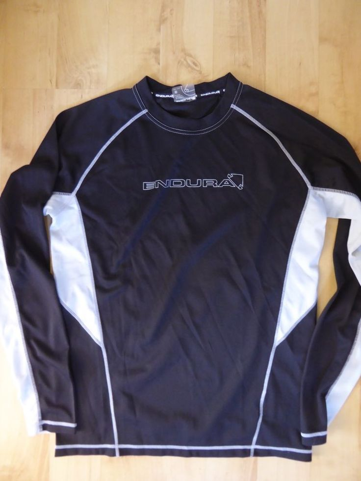 Endura - Cairn Long Sleeve T Shirt - Men's Cycling Base Layer #Endura
