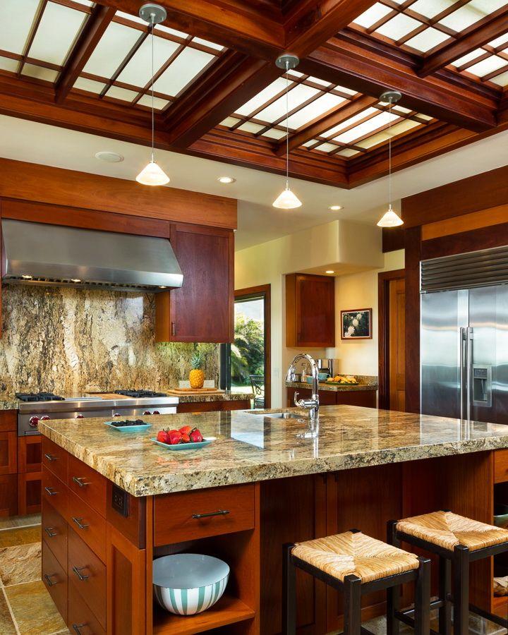 Tropical Kitchen Decor: Tropical Kitchen Design