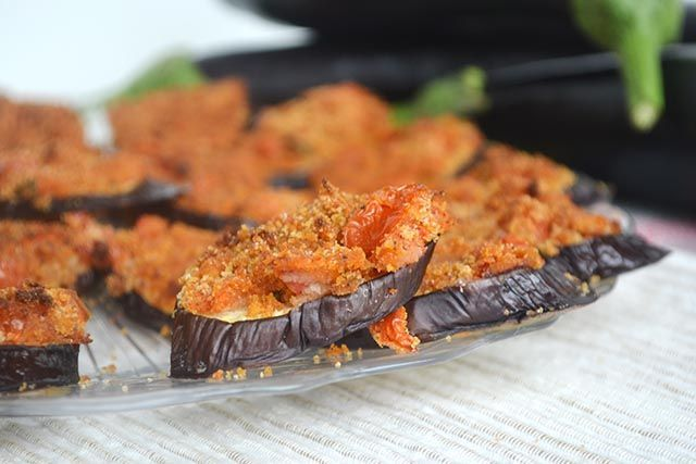 » Melanzane gratinate - Ricetta Melanzane gratinate di Misya
