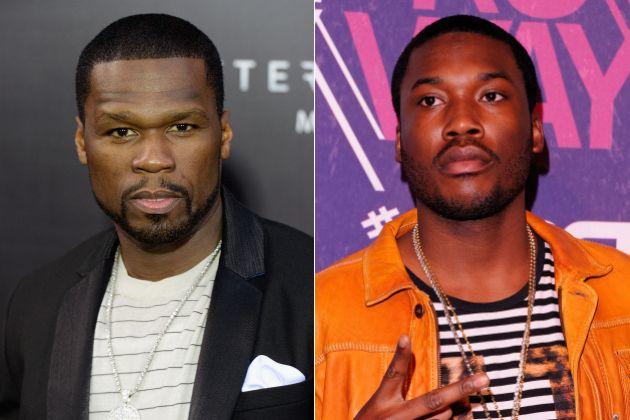 50 Cent Slams Meek Mill: Get Nicki Minaj pregnant, your carear is over
