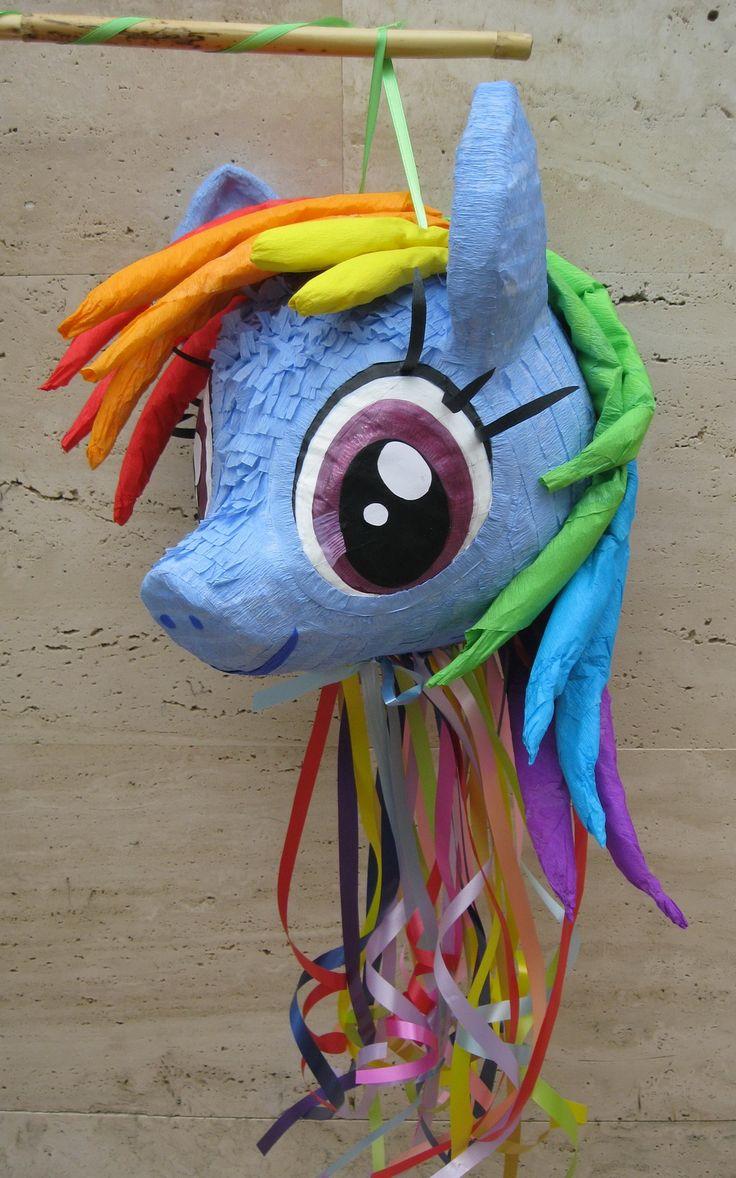 My Little Pony Pinata-  Rainbow Dash