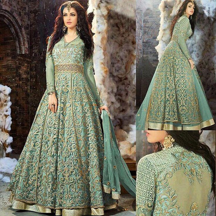 - NEW ARRIVAL ••• Checkout the new color now available in our 'Gold Heavy Embroidered Lehenga Anarkali' - £49 semi-stitched, £59 stitched @ Falakenoorboutique.com ��Product code: IC-18001D @falakenoorboutique • #FalakeNoor #IndianDress #PakistaniStreetStyle #PakistaniDress #ootd #pakistani #DesiCouture #DesiFashion #Style #Desi #Dressyourface #Anarkali #salwarkameez #Zukreat #AsianBride #London #Indian #Birmingham #gown #England #UK #UnitedKingdom #Punjabi #Saree #Sari #lehenga #punjabisuit…