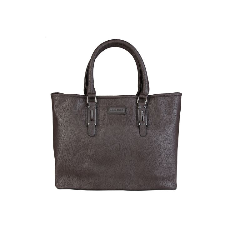 Pierre Cardin – IZA139_2980 – Eco-leather shopping bag has two handles, zip fastening. Inside it, one internal zipped pocket and one inside pocket, external zipped pocket. It is of size: 38*28*16 cm.   https://fashiondose24.com