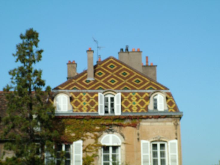 more glazed tiled roofs in dijon france beautiful burgundy bourgogne pinterest frances. Black Bedroom Furniture Sets. Home Design Ideas