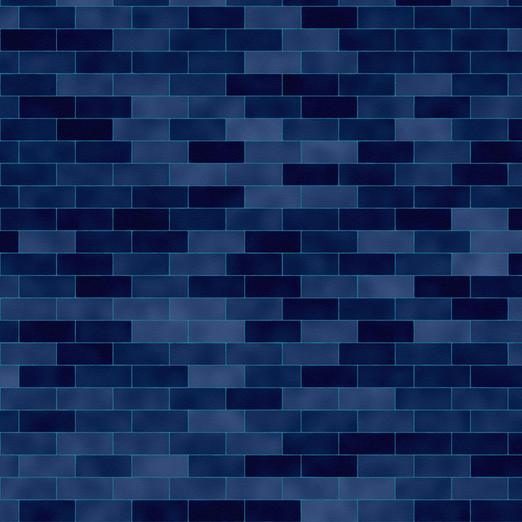 Blue Brick Wall Texture Wall Download Photo