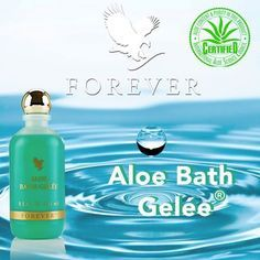 Aloe Bath Gelee Rich in pure, stabilized Aloe Vera gel and herbal extracts designed to relax and refresh the body. http://360000339313.fbo.foreverliving.com/page/products/all-products/7-personal-care/014/usa/en Need help? http://istenhozott.flp.com/contact.jsf?language=en Buy it http://istenhozott.flp.com/shop.jsf?language=en