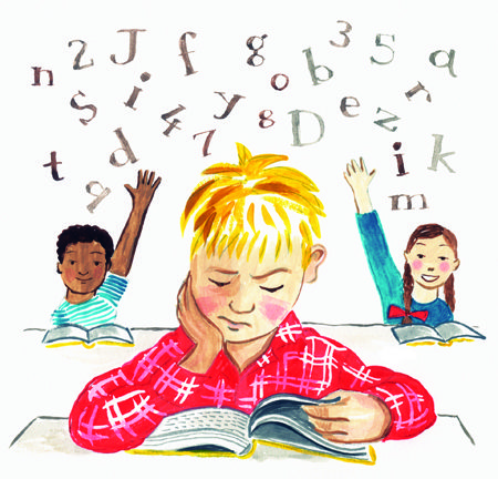dyslexia-in-children