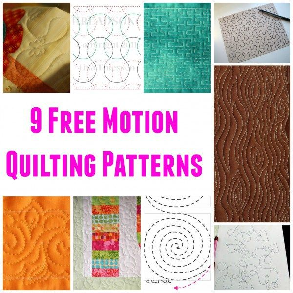 I think we can all agree that as quilters we have this deeply implanted love of creating and being creative, and that creativity doesn't just stop at piecing a quilt top.  Doing the actual qu…